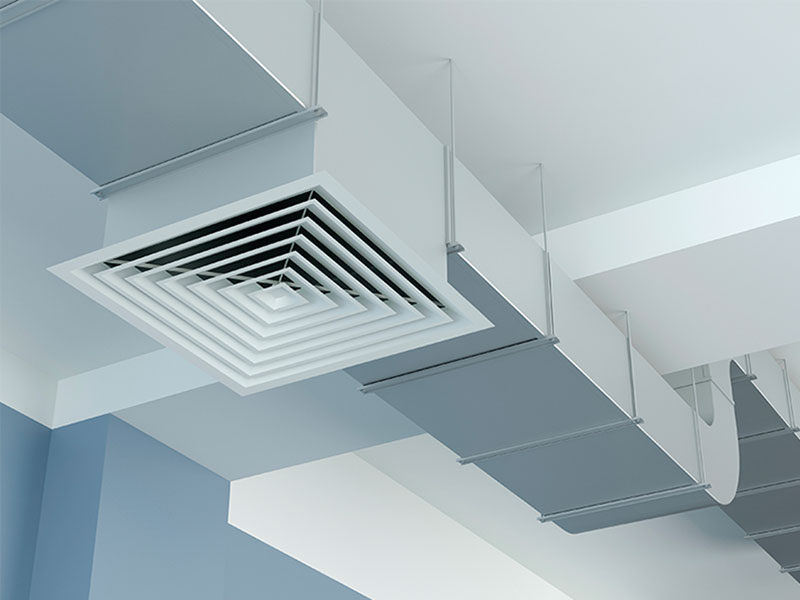 Sanificazione canali aria