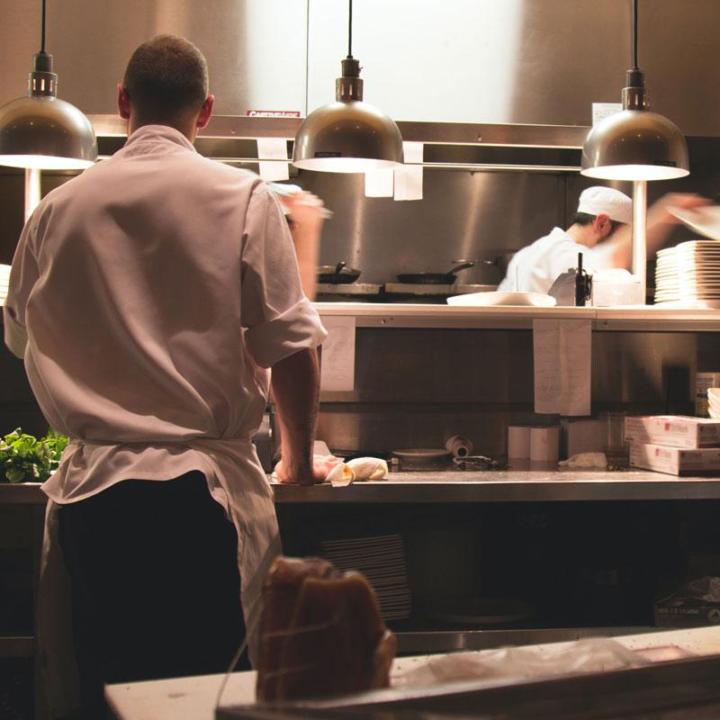 Sanificazione di cucine ristoranti