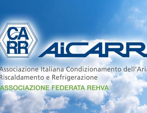 AiCARR – Associazione Italiana Condizionamento dell'Aria, Riscaldamento e Refrigerazione